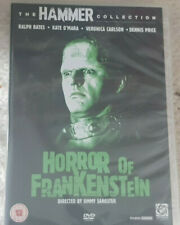 DVD The Horror of Frankenstein [DVD] [1970] The Hammer Collection NEW & Sealed