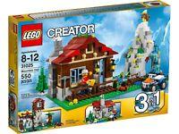 LEGO® Creator 31025 Berghütte - NEU / OVP