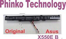 Original Battery For ASUS K550E K550D K450J D451V A450E X550LB F550D  type B