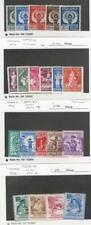 Indonesia, Postage Stamp, #B63-7, B77-91 Mint NH & LH, 1951-56