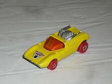 1:64 Matchbox Superfast Mod Rod prototype concept car Le Mans V12 mid engined