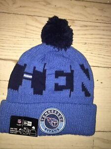 Tennessee Titans New Era Winter Hat Beanie 2020