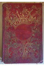 AUERBACH La fille aux pieds nus Gravures de B. Vautier Hachette 1907 cartonnag