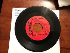 GARAGE 45 RPM RECORD - THE SPOTLIGHTS - SMASH S-2020