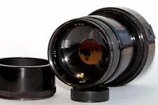 Lens MTO 500 8/500 M39 Russian Tele Mirror Zenit Good Condition vintage