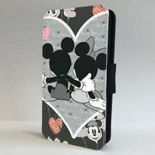 Mickey Minnie Mouse In Love Disney FLIP PHONE CASE COVER for IPHONE SAMSUNG