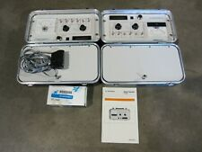 Motorola Radio Test Set R 1033a With Case Amp Manual You Will Get Both