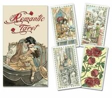 Romantic Tarot 9780738745107 by Lo Scarabeo Cards