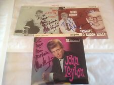 Joe Meek - EP Collection CD X 12 BOX SET John Leyton Mike Berry *AUTOGRAPHED*