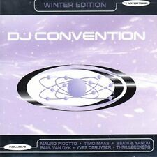 DJ CONVENTION =winter edt= Dyk/Deruyter/Maas/Tiesto/Väth...=2CD= groovesDELUXE!