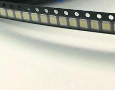 200 Pcs 3528 2835 3V SMD LED Beads 1W LG 100LM Cold White For TV LCD Backlight