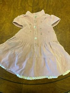 Chicco Girls Dress Age 9 Months
