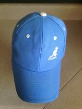 Mangold Baby Blue Embroidered Hat Ball Cap One Size