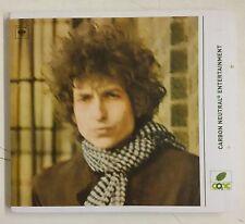 Bob Dylan Blonde On Blonde CD UK 2007 Estuche carbon neutral