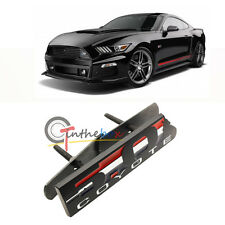 1PC Black 5.0 Metal Front Grill Grille Emblem Sticker for Ford Mustang, etc