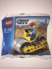 Lego City Construction 30003 Road Roller All New & Sealed