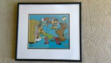 Scooby's Hero 1997 Limited Edition Sericel Animation Art By Warner Bros