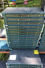Cisco Catalyst 2950 Series Ws-C2950T-24 Port Lan Switch
