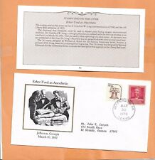 ANNIVERSARY ETHER USED AS ANESTHETIC MAR 30,1978 JEFFERSON GA   # 82