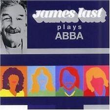 "JAMES LAST ""JAMES LAST PLAYS ABBA"" CD NEU"