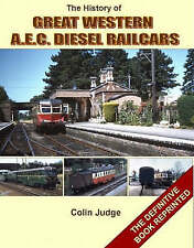 The History of the Great Western A.E.C. Diesel Railcars