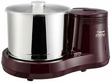 Butterfly Rhino 2 Litre Table Top Wet Grinder - 220V - Home and Professional Use