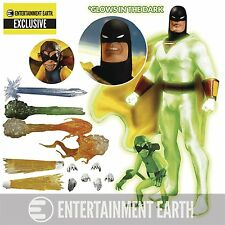 Space Ghost Glow-in-the-Dark One:12 Collective Action Figure - EE Exclusive