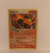 Pokemon - Typhlosion - Nintendo Black Star Promo 034 - Holo