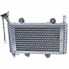 Aluminum Radiator for ATV Polaris Quad 4 wheeler Kawasaki Yamaha