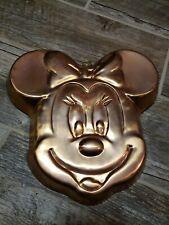 Disney Minnie Mouse Copper Mold Hanging Art Kitchen Decor HTF