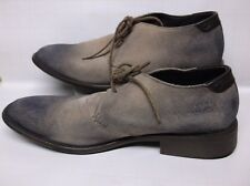 15ab3a46e16 Bacco Bucci Studio Mens Shoes..Beige Black..Suede..Size