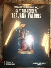 Captain-General Trajann Valoris Adeptus Custodes Warhammer 40k 40,000 Model New
