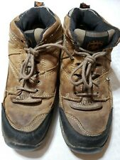 Ariat Hiking Trail Work Riding Leather Boots 70024 Women's Size 6B Tan and Black