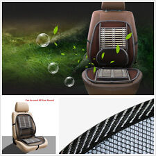 Autos Seat Office Chair Mesh Lumbar Brace Support Back Waist Massage Cushion Pad