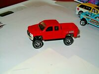 Matchbox '1999 CHEVY Silverado Z71 OFF ROAD Custom Paint