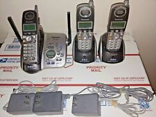 Panasonic KX-TG5453  5.8 GHz FHSS GigaRange Digital Cordless Answering System