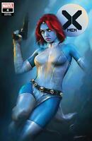 X-MEN #4 SHANNON MAER TRADE DRESS VARIANT MYSTIQUE 2020 - NM OR BETTER