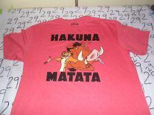 2XL- Disney's The Lion King Hakuna Matata T- Shirt
