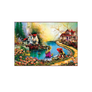 New Jigsaw Puzzle Puzzles 1000 Pcs Pieces Kids Adults Educational Toy Gift Piece