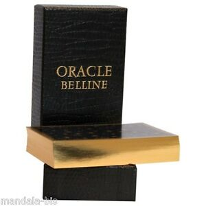 Oracle BELLINE - Version Luxe Tranches Or - 53 Cartes