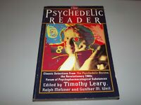 The Psychedelic Reader Timothy Leary LSD Magic Mushrooms Hallucinogenic Drugs