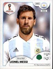Panini FIFA World Cup Russia 2018 Lionel Messi Sticker (Argentina) # 288