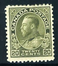 CANADA SCOTT# 119 SG# 212 MINT LIGHTLY HINGED AS SHOWN