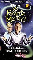 My Favorite Martian (VHS, 1999)
