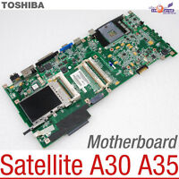 MOTHERBOARD K000011500 NOTEBOOK TOSHIBA SATELLITE A30 A35 DBL10 MAINBOARD 074