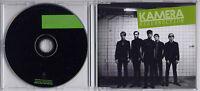 KAMERA Resurrection 2008 UK 11-track promo CD