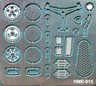HIGHLIGHT MODEL 1/24-1/25 VW BEETLE DETAIL SET 1 FOR TAM  15
