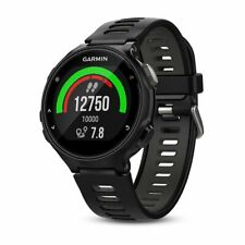 Garmin Forerunner 735Xt Watch Watch Black Wristband: Black/ Grey - Silicone