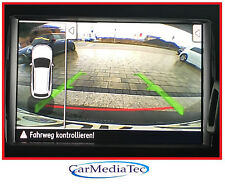 Original VW Volkswagen Rear view camera Touareg MIB RNS850 RNS 850 RVC RFK 7P