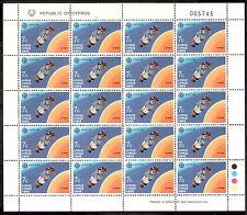 Zypern Kleinbogen Michelnummer 771 - 772 postfrisch (KLBG 1888 )
